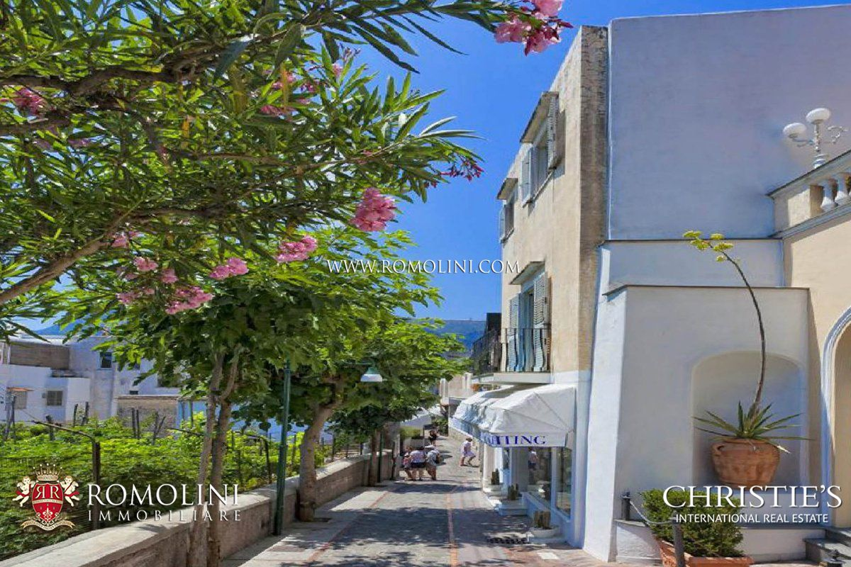 SEAVIEW APARTMENT FOR SALE CAPRI | Romolini - Christie's