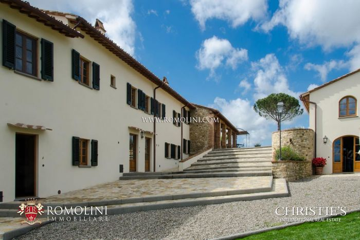 Luxury Villas for sale in Tuscany
